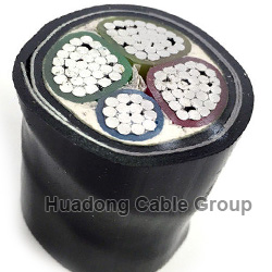 16-25mm2 3+1 Core STA Amoured XLPE/PVC Power Cable