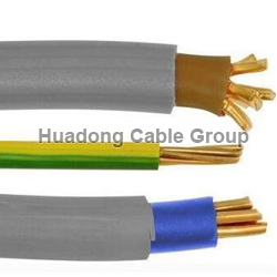 16mm2/25mm2/35mm2 XLPE/ PVC Twin and Earth Cable